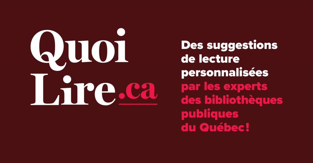 QuoiLire.ca